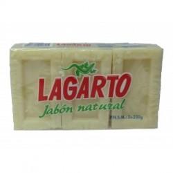 Jabón de manos Lagarto en pastillas