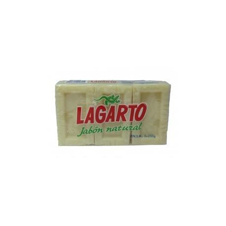 Pastillas de Jabón Lagarto Jabón para lavar ropa a mano