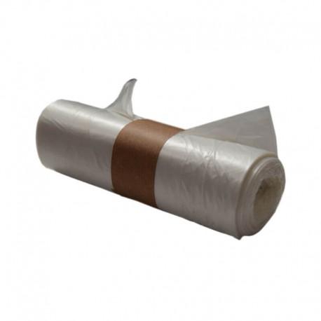 Bolsas Basura 85x105 BLANCAS Galga 140 - 10 uds