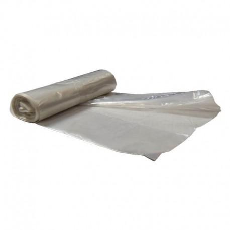 Bolsas Basura 85x105 Transparentes Galga 100 - 10 uds
