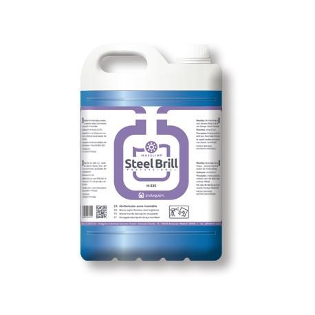 Limpiador de Acero Inoxidable 5 Litros - Producto Profesional H355