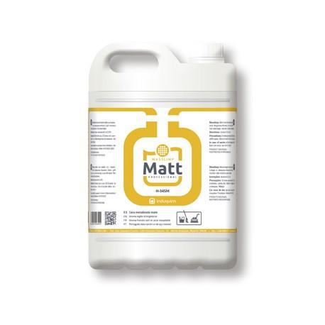 Cera para Suelos Mate Metalizante MATT H345