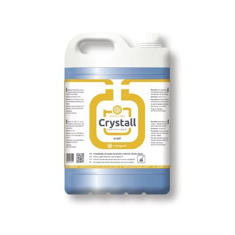 Cristalizador Suelos de Terrazo Mármol PROFESIONAL 5 Litros H-347