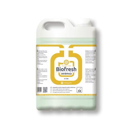 Limpiador de Suelos Cerámicos BIOFRESH GRES Neutro Olor Manzana H104