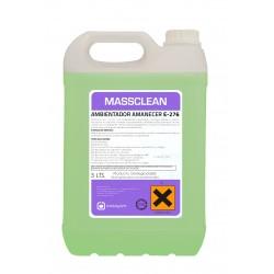 Ambientador Industrial Amanecer Olor suave  5 litros