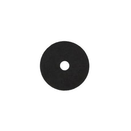 Disco de Fibra Negro para Rotativa de 17 pulgadas