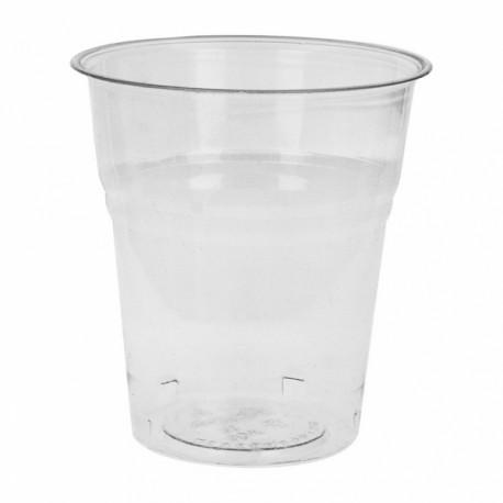 Comprar Vasos PLA compostables 450 ml Transparentes