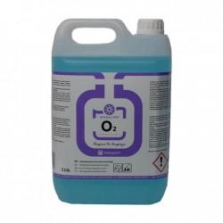 Limpiador General Aroma Aire Limpio O2 Industrial 5 L