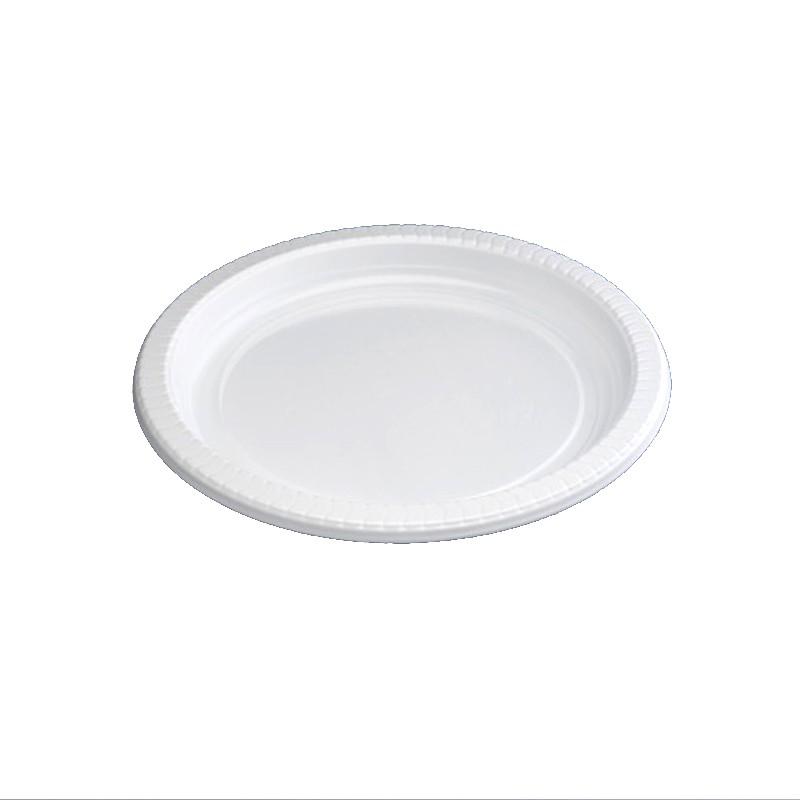 Platos pl stico postre 17 cm desechables mejor precio online for Platos precios