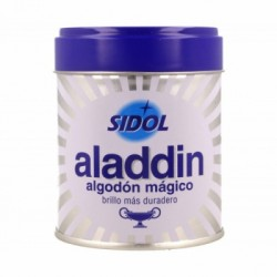 Limpiametales Aladín Algodón Mágico