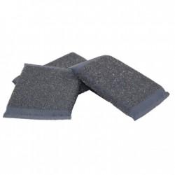 6 Almohadilla Abrasiva Inox Limpieza General Cocinas