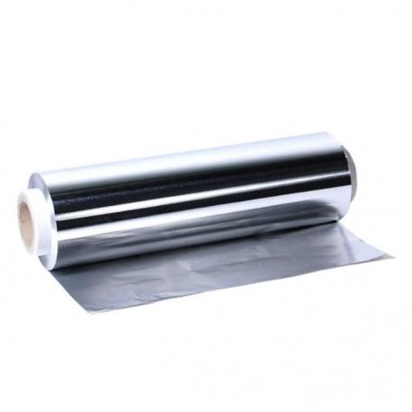 Rollo de Papel Aluminio Profesional 300 metros por 40 cm de ancho