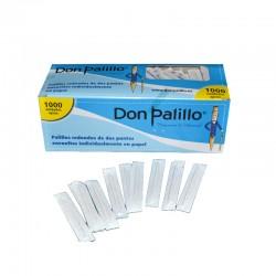 Palillos Env. Papel (5 cajas de 1000 unds.)