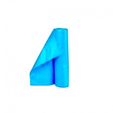 Bolsas 55 x55  Autocierre Azul