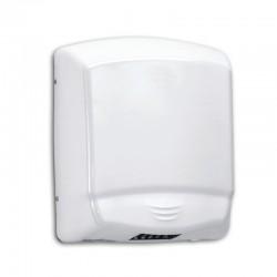 Secador de Manos de Acero Blanco Liso Profesional con SENSOR