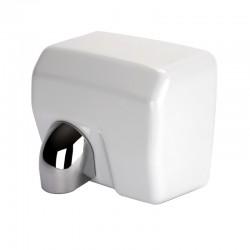 Secador Manos Profesional Eléctrico Blanco Tobera Sensor