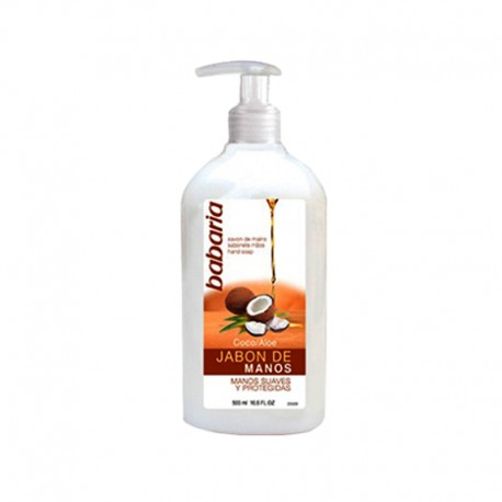 Gel de manos Babaria 500 ml.
