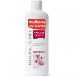 Gel Baño Natural Honey 1 L.